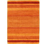 Link to 4' 8 x 6' 5 Reproduction Gabbeh Rug