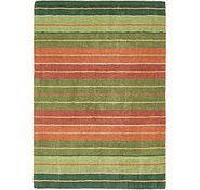 Link to 4' 7 x 6' 5 Reproduction Gabbeh Rug
