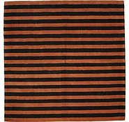 Link to 8' 2 x 8' 2 Reproduction Gabbeh Square Rug