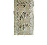 Link to 2' 7 x 65' 7 Tabriz Design Runner Rug