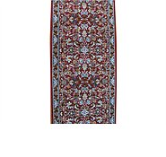 Link to 2' 7 x 100' Kashan Design Runner Rug