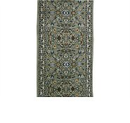 Link to 2' 7 x 65' 7 Kashan Design Runner Rug