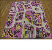 Link to 4' x 5' 3 Play Time Rug