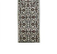 Link to 2' 7 x 78' 9 Tabriz Design Runner Rug