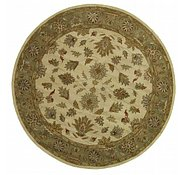 Link to 12' x 12' Classic Agra Round Rug