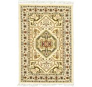 Link to 3' 7 x 5' 3 Heriz Design Rug