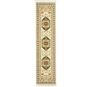 Link to 3' 3 x 13' Heriz Design Runner Rug