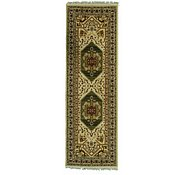 Link to 3' 3 x 9' 10 Heriz Design Runner Rug