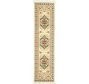 Link to 2' 7 x 9' 10 Heriz Design Runner Rug