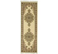 Link to 3' 3 x 9' 10 Kashan Design Runner Rug