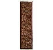 Link to 3' 3 x 13' Kashan Design Runner Rug