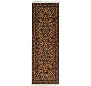 Link to 3' 3 x 9' 10 Kashan Design Runner Rug