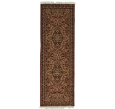 99x300 Kashan Design Rug