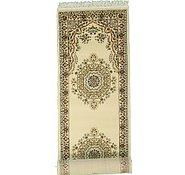 Link to 2' 7 x 13' Kashan Design Runner Rug