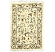 Link to 3' 7 x 5' 3 Tabriz Design Rug