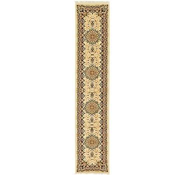 79x399 Mashad Design Rug