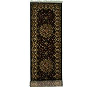 Link to 3' 3 x 13' Mashad Design Runner Rug