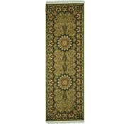 Link to 3' 3 x 9' 10 Mashad Design Runner Rug