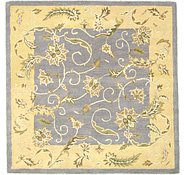 Link to 6' 6 x 6' 6 Classic Agra Square Rug