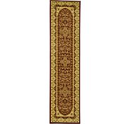 Link to 2' 6 x 9' 10 Isfahan Design Runner Rug
