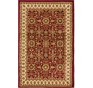 Link to 3' 3 x 5' 3 Mashad Design Rug