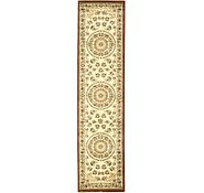 Link to 2' 6 x 9' 10 Classic Aubusson Runner Rug
