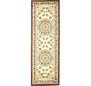 Link to 3' 3 x 9' 10 Classic Aubusson Runner Rug