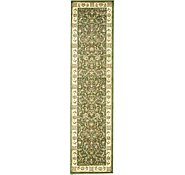 Link to 2' 6 x 9' 10 Tabriz Design Runner Rug