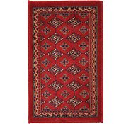Link to 1' 8 x 2' 9 Bokhara Rug