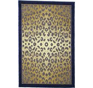 Link to 3' 3 x 5' Reproduction Gabbeh Rug