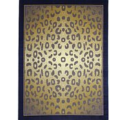 Link to 9' 10 x 13' Reproduction Gabbeh Rug