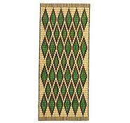 Link to 2' 6 x 13' Wooden Wood Runner Rug