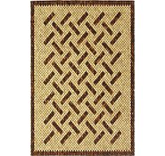 Link to 4' x 6' Wooden Wood Rug