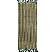 Link to 2' 6 x 10' Sisal Seagrass Seagrass Runner Rug