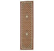 Link to 2' 7 x 9' 10 Tabriz Design Runner Rug