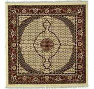 Link to 8' 2 x 8' 2 Tabriz Design Square Rug