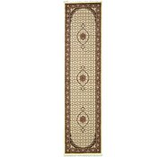 Link to 3' 3 x 13' Tabriz Design Runner Rug
