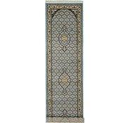 Link to 3' 3 x 13' Tabriz Design Runner Rug