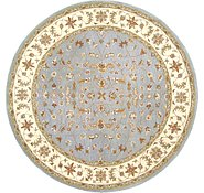 Link to 8' 3 x 8' 3 Classic Agra Round Rug