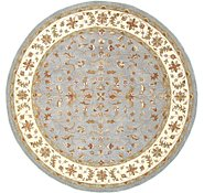 Link to 9' 9 x 9' 9 Classic Agra Round Rug