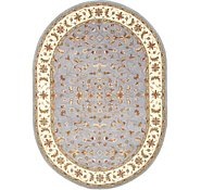 Link to 8' 2 x 11' 5 Classic Agra Oval Rug