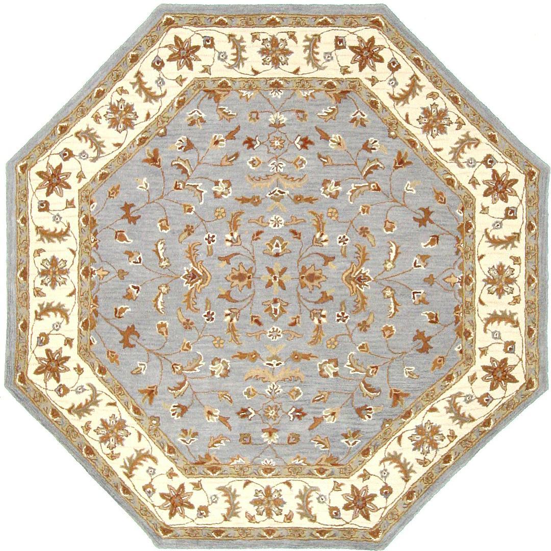8u0027 2 X 8u0027 2 Classic Agra Octagon Rug