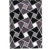 Link to 6' 7 x 9' 10 Textured Shag Rug