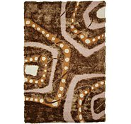 Link to 5' x 7' 3 Textured Shag Rug
