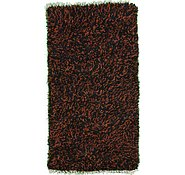 Link to 2' 8 x 5' 1 Solid Shag Rug