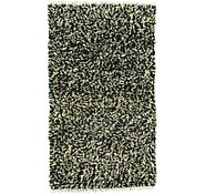 Link to 2' 10 x 5' 1 Solid Shag Rug