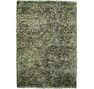 Link to 5' 4 x 7' 7 Solid Shag Rug
