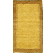 Link to 3' x 5' 3 Gabbeh Rug