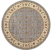 Link to 11' 10 x 11' 10 Classic Agra Round Rug