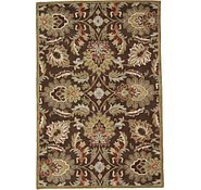 Link to 6' 7 x 9' 10 Floral Agra Rug